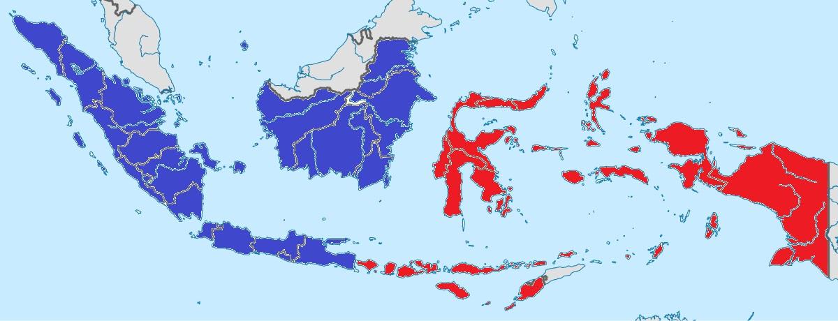 Indonesia Timur - Wikipedia bahasa Indonesia, ensiklopedia ...