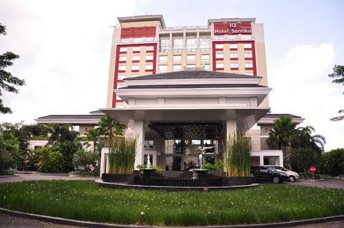 Santika Indonesia Hotels  U0026 Resorts