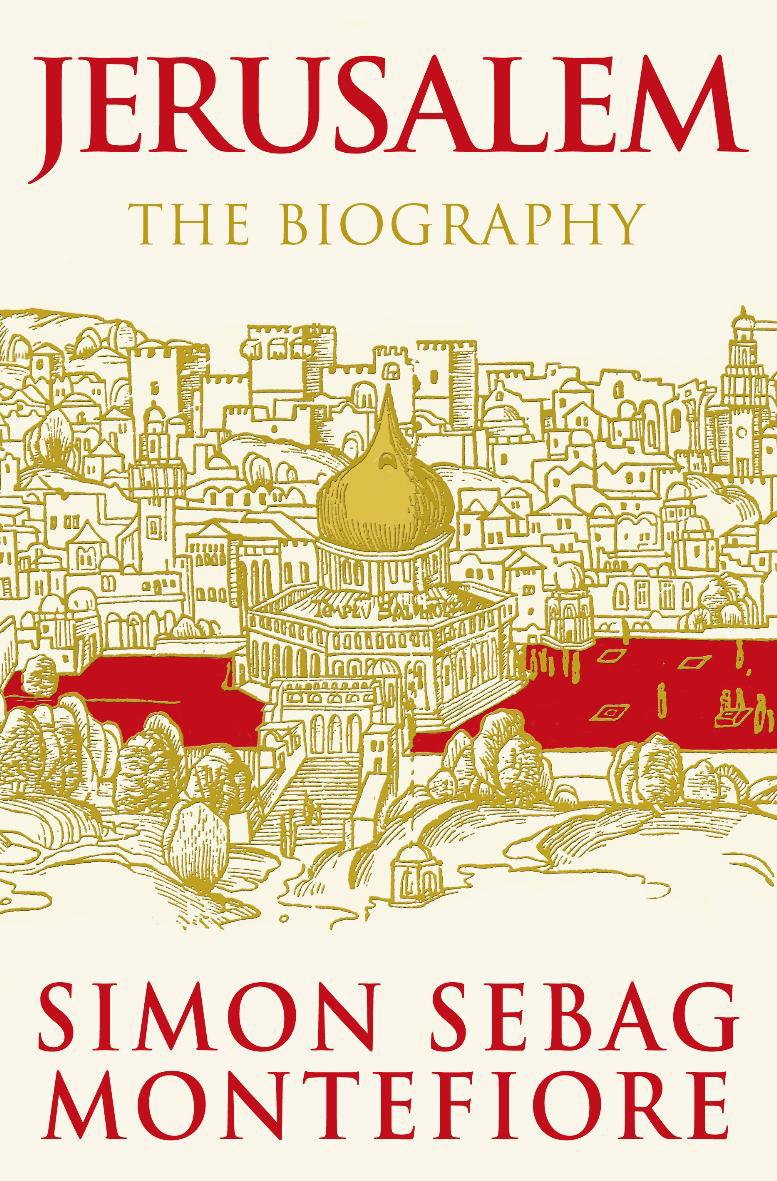 Jerusalem: The Biography - Wikipedia bahasa Indonesia