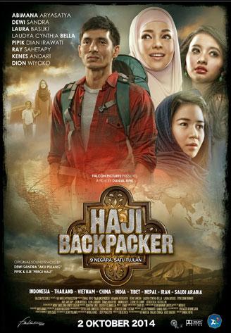 risky agus salim movies - Haji Backpacker
