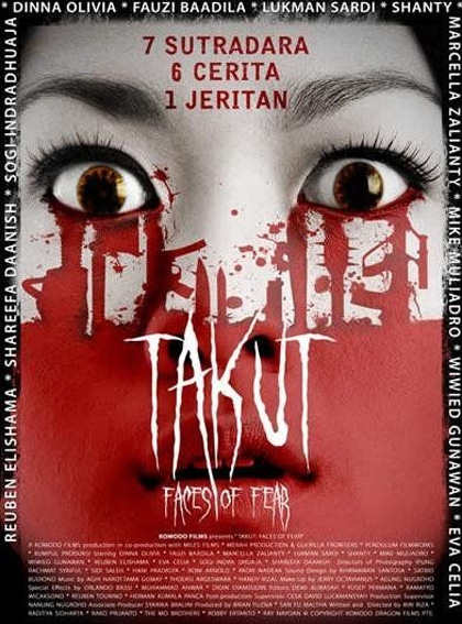 risky agus salim movies - Takut: Faces Of Fear