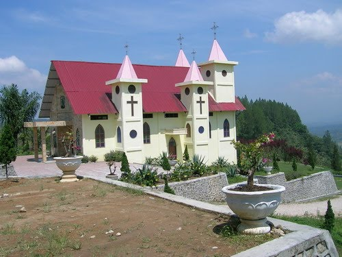 Wisata Ke Taman Wisata Iman Sidikalang