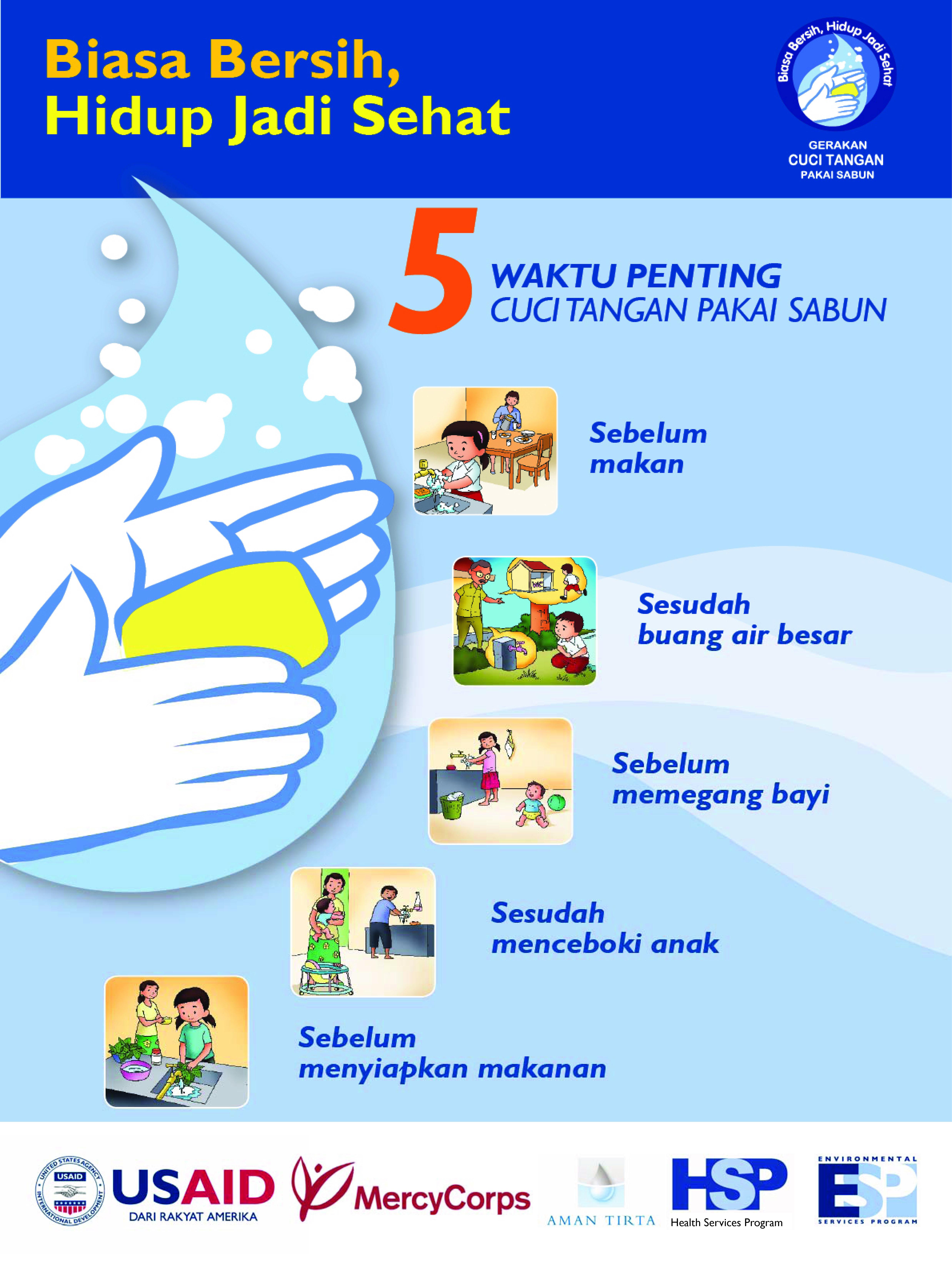 Mencuci Tangan Wikipedia Bahasa Indonesia Ensiklopedia Bebas