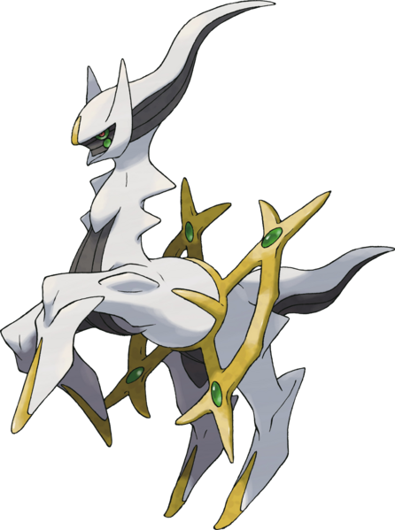 Arceus wikipedia bahasa indonesia ensiklopedia bebas - Legendaire shiney ...