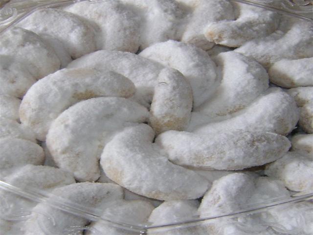 Kue putri salju - Wikipedia bahasa Indonesia, ensiklopedia ...