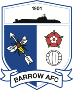 New Barrow Football Club Crest 2014.png