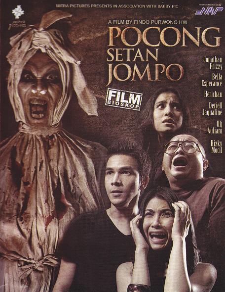 risky agus salim movies - Pocong Setan Jompo