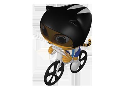 Balap sepeda pada Pesta Olahraga Asia Tenggara 2017