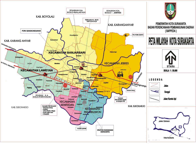 Berkas:Peta Solo.jpg - Wikipedia bahasa Indonesia