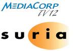 MediaCorp TV12 Suria