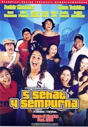 Poster Film '5 Sehat 4 Sempurna'
