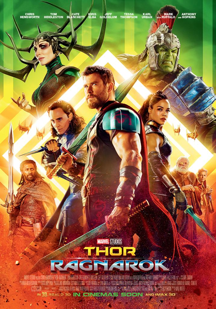 Thor: Ragnarok - Wikip...