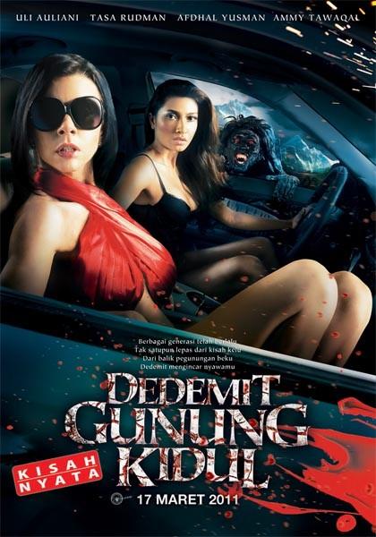 risky agus salim movies - Dedemit Gunung Kidul