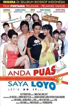risky agus salim movies - Anda Puas, Saya Loyo