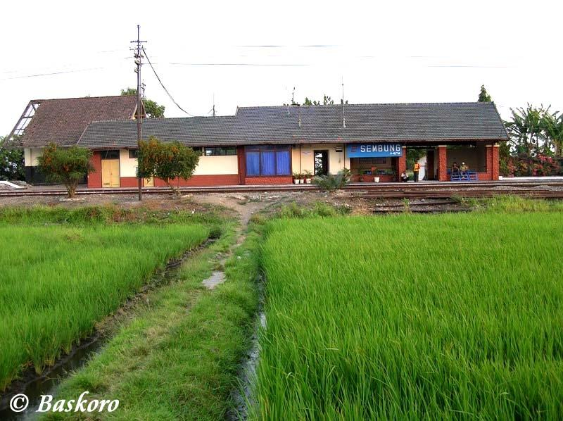 Stasiun Sembung - Wikipedia bahasa Indonesia, ensiklopedia bebas