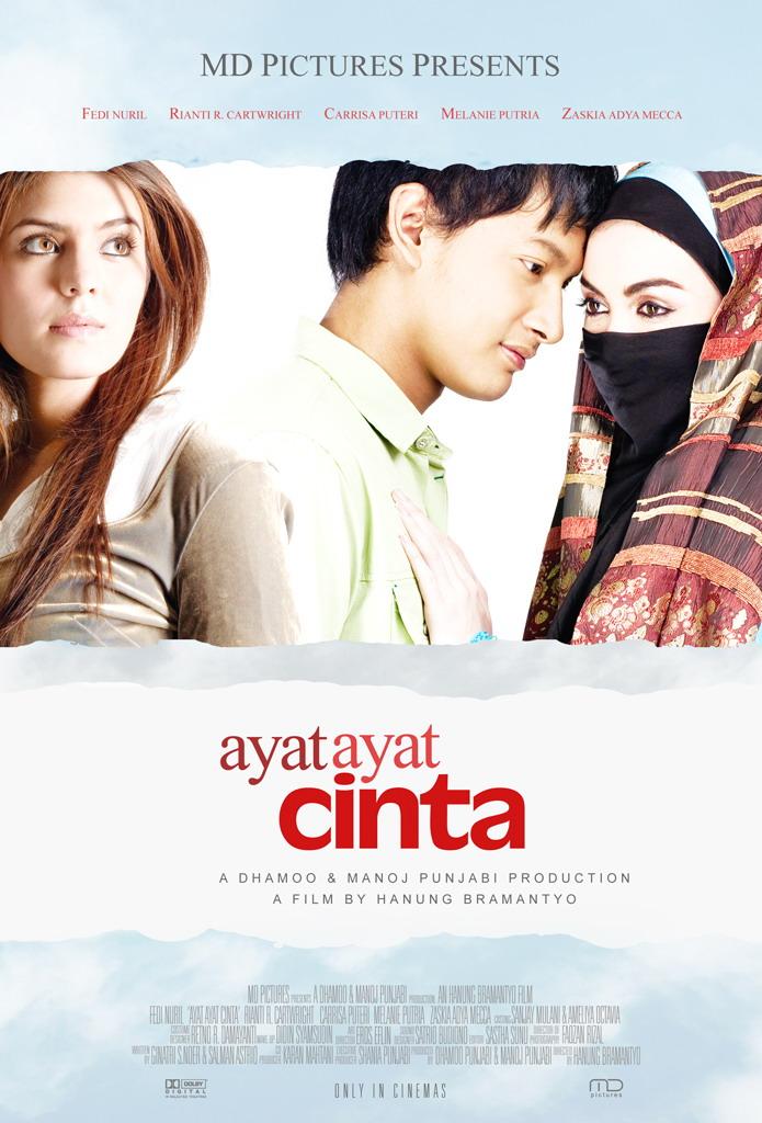 Download Film Ayat-Ayat Cinta 2 ( 2017 ) WEBDL - Nonton