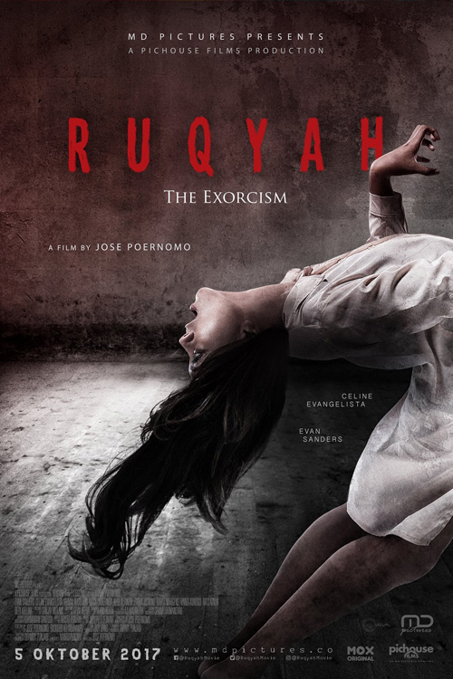 Nonton Ruqyah Full Movie Subtitle Indonesia (2017)