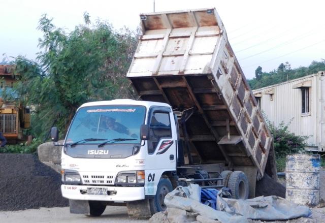 Dump Truk Di Indonesia on Kenworth