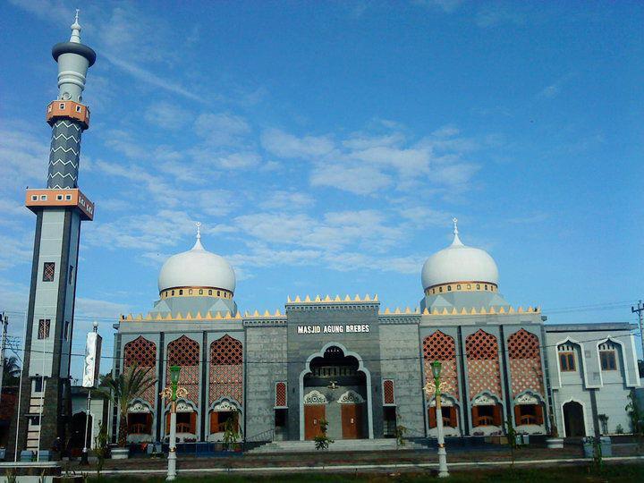 Masjid Agung Brebes - Wikipedia bahasa Indonesia