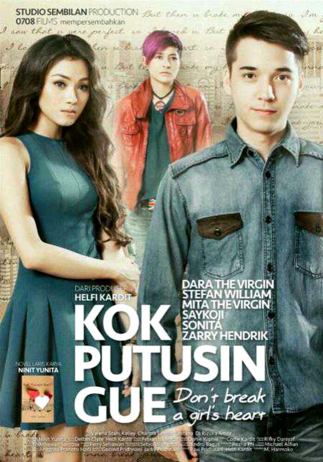 Nonton KOK PUTUSIN GUE (2015)
