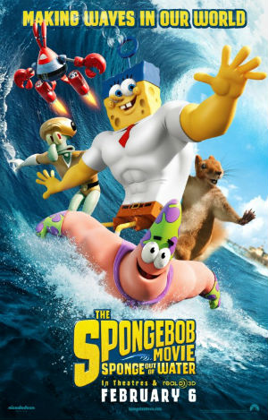 The Spongebob Movie Sponge Out Of Water Wikipedia Bahasa