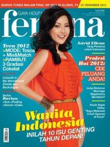 femina   wikipedia bahasa indonesia ensiklopedia bebas