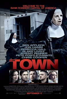 Poster film The Town
