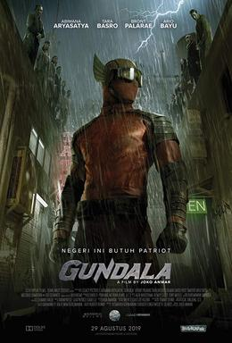 Gundala (film) - Wikipedia bahasa Indonesia, ensiklopedia bebas