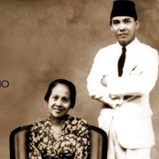 Inggit dan Soekarno