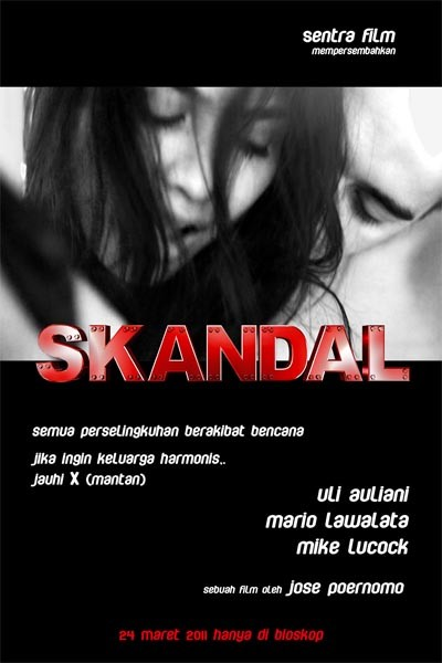 risky agus salim movies - Skandal