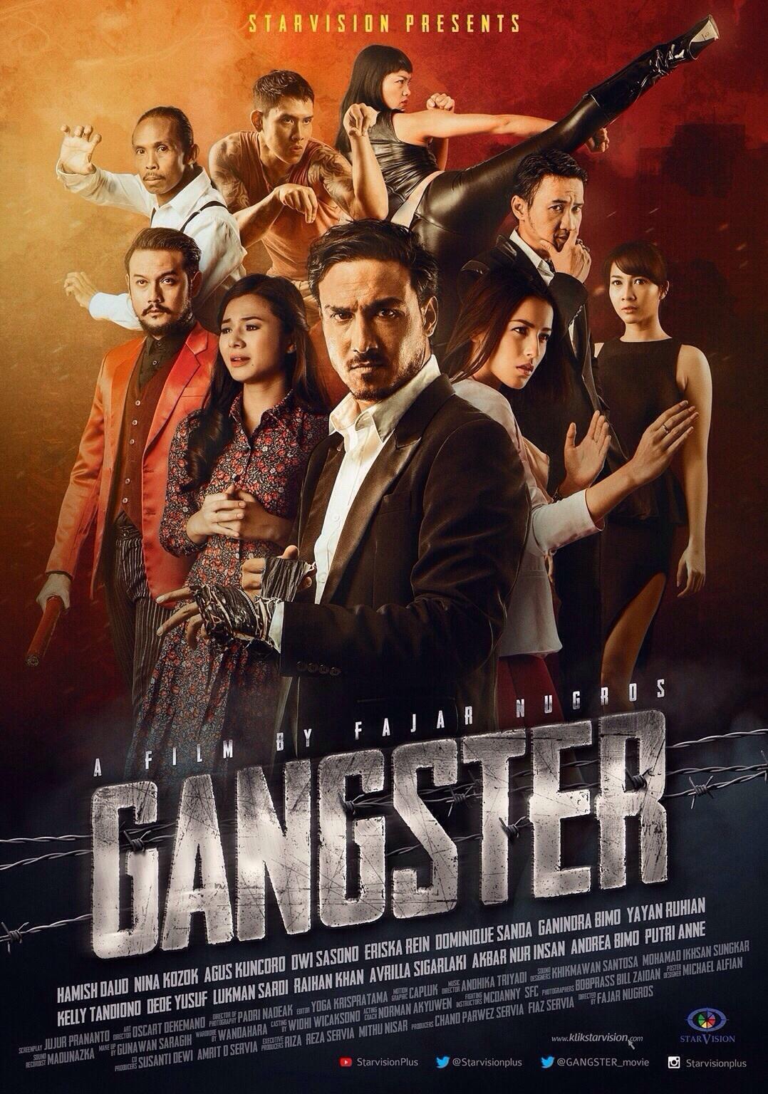 gangster film wikipedia bahasa indonesia ensiklopedia
