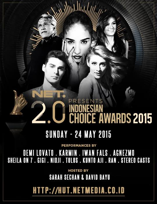 Indonesian Choice Awards 2015 - Wikipedia bahasa Indonesia ...