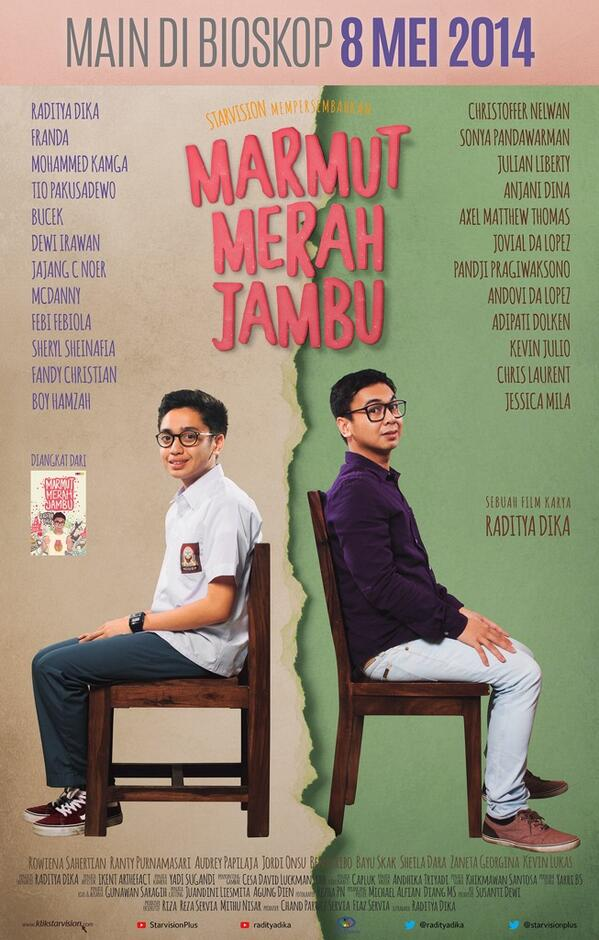 Nonton Marmut Merah Jambu (2014)