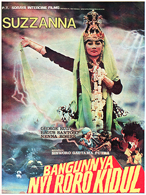 Bangunnya Nyi Roro Kidul Wikipedia Bahasa Indonesia