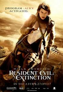 Resident Evil 3: Extinction (2007) Bluray Subtitle Indonesia