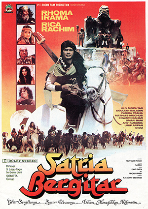 Satria Bergitar (1984)