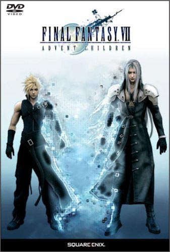 Final Fantasy VII: Advent Children - Wikipedia bahasa Indonesia