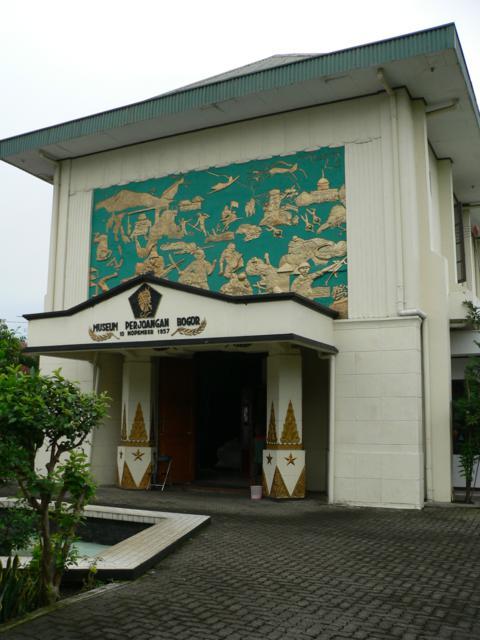 Museum Perjuangan Bogor - Wikipedia bahasa Indonesia