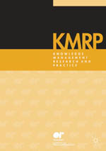Knowledge Management Research and Practice Cover.png