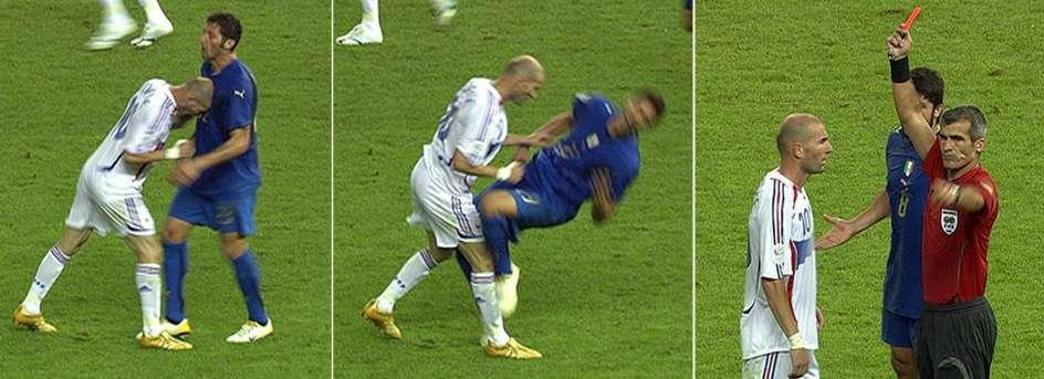 Pelanggaran dan tindakan menyimpang (sepak bola ...