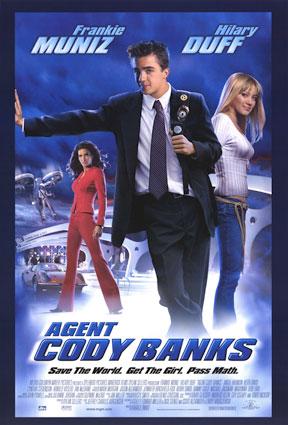 Agent Cody Bank X Ray Glasses