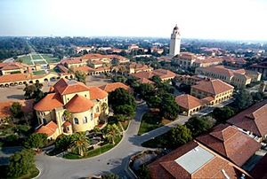 Berkas:Stanford campus aerial photo.jpg
