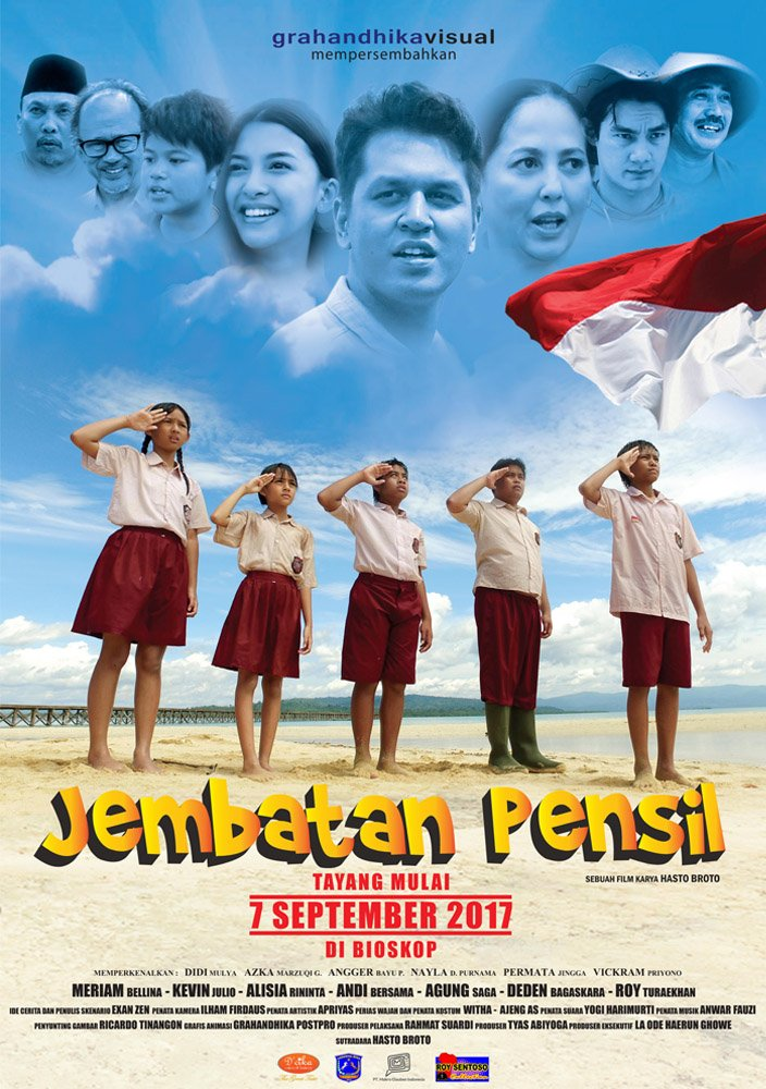 Jembatan Pensil Full Movie (2017)