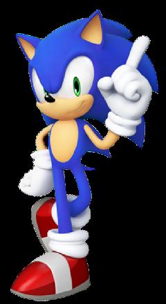 Sonic The Hedgehog Karakter Wikipedia Bahasa Indonesia Ensiklopedia Bebas