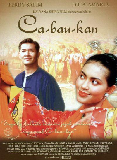Ca-bau-kan - Wikipedia bahasa Indonesia, ensiklopedia bebas