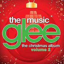 Glee - The Music, The Christmas Album Volume 2 by Glee Cast.jpg