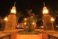 Lampu Taman UB