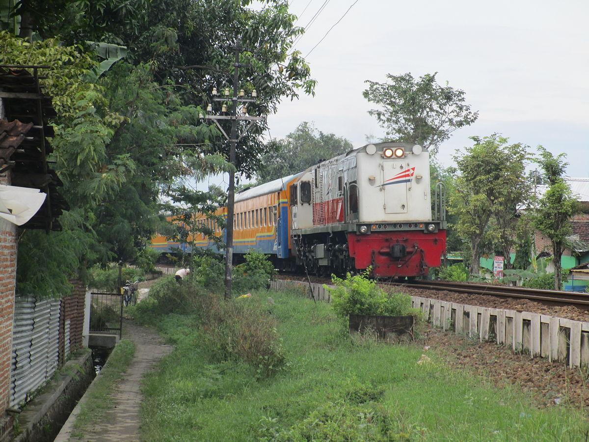 Kereta api Brantas - Wikipedia bahasa Indonesia