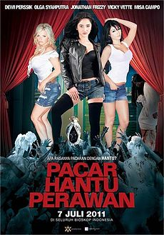 risky agus salim movies - Pacar Hantu Perawan