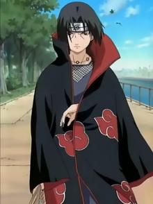100+ Gambar Anime Itachi Keren Paling Bagus